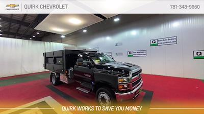 2020 Chevrolet Silverado 4500 Regular Cab DRW 4x2, Voth Truck Bodies Hooklift Body #C68550 - photo 3
