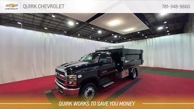2020 Chevrolet Silverado 4500 Regular Cab DRW 4x2, Voth Truck Bodies Hooklift Body #C68550 - photo 5