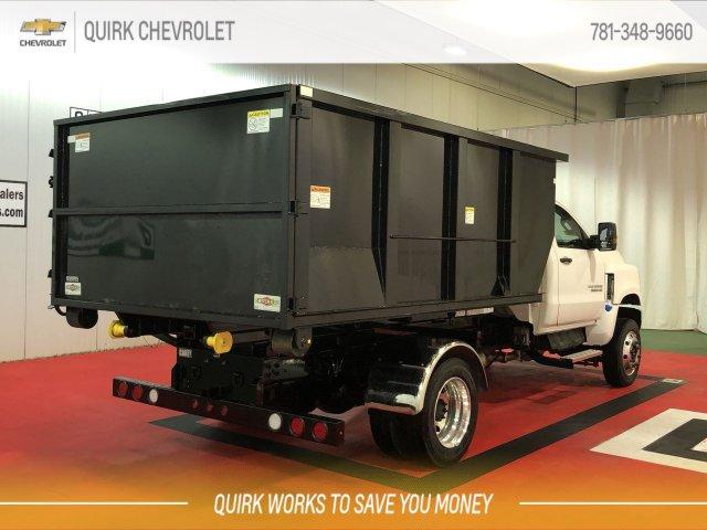 2020 Silverado 5500 Regular Cab DRW 4x4, Switch N Go Hooklift Body #C68667 - photo 1