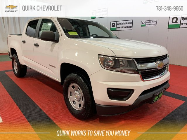 2020 Chevrolet Colorado Crew Cab 4x4, Pickup #C68946 - photo 1