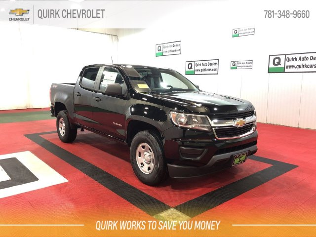 2020 Chevrolet Colorado Crew Cab 4x4, Pickup #C69392 - photo 1