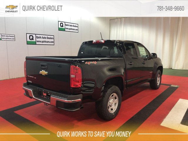 2020 Chevrolet Colorado Crew Cab 4x4, Pickup #C69412 - photo 1
