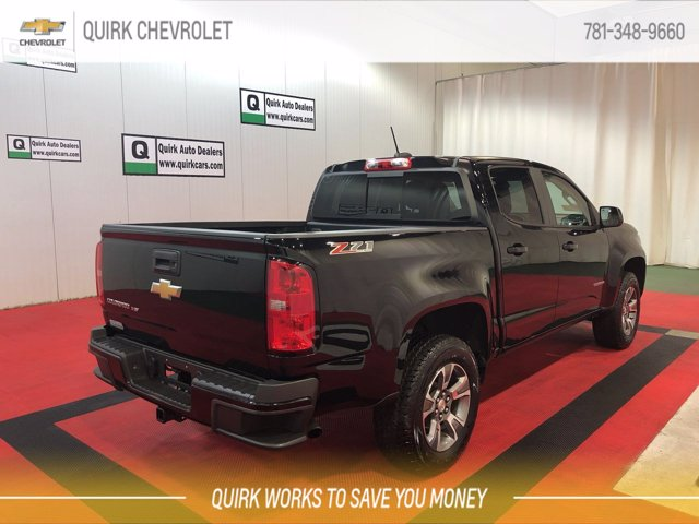 2018 Chevrolet Colorado Crew Cab 4x4, Pickup #C69472AA - photo 1