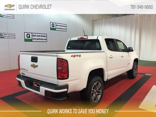 2020 Chevrolet Colorado Crew Cab 4x4, Pickup #C69559 - photo 1