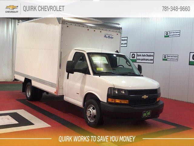 2020 Chevrolet Express 3500 4x2, Bay Bridge Cutaway Van #C69602 - photo 1