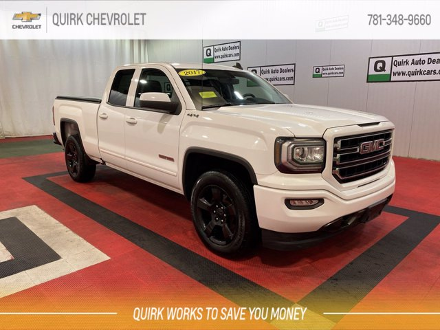 2017 GMC Sierra 1500 Double Cab 4x4, Pickup #C69973A - photo 1