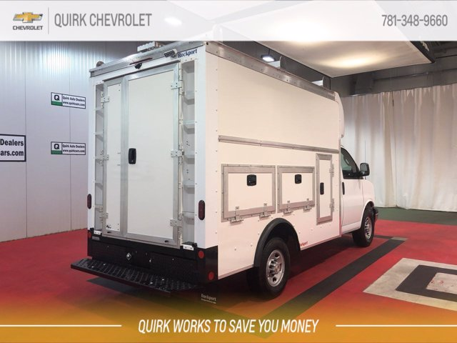 2020 Chevrolet Express 3500 RWD, Rockport Service Utility Van #C70734 - photo 1