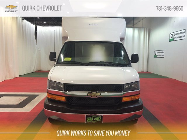2020 Chevrolet Express 3500 RWD, Rockport Workport Service Utility Van #C70734 - photo 6