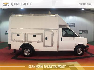 2020 Chevrolet Express 3500 RWD, Rockport Workport Service Utility Van #C70734 - photo 4
