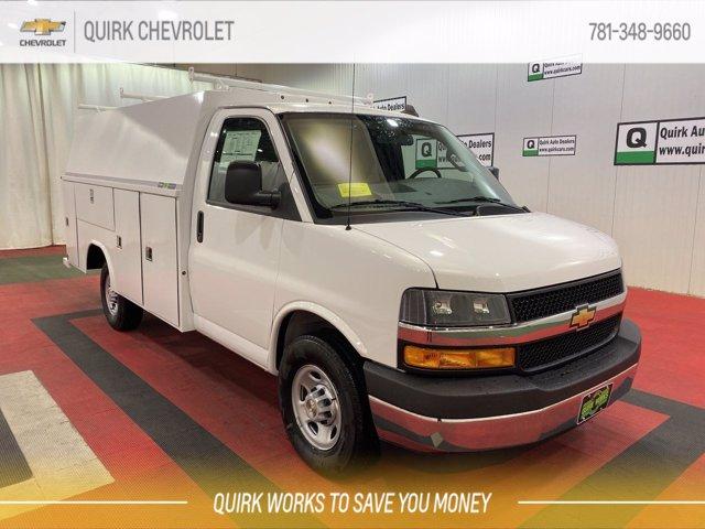 2020 Chevrolet Express 3500 RWD, Cutaway #C71157 - photo 1