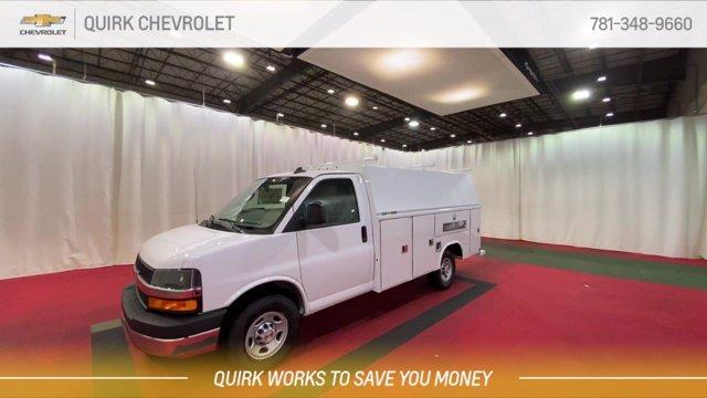 2020 Chevrolet Express 3500 4x2, Reading Aluminum CSV Service Utility Van #C71157 - photo 5