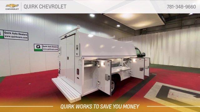 2020 Chevrolet Express 3500 4x2, Reading Aluminum CSV Service Utility Van #C71157 - photo 2