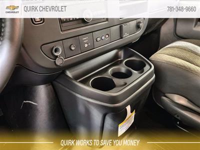 2020 Chevrolet Express 3500 4x2, Reading Aluminum CSV Service Utility Van #C71157 - photo 10