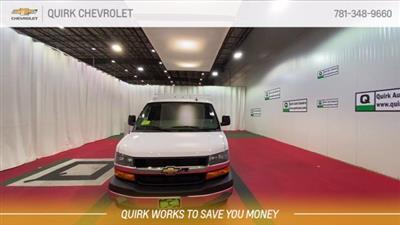 2020 Chevrolet Express 3500 4x2, Reading Aluminum CSV Service Utility Van #C71157 - photo 4