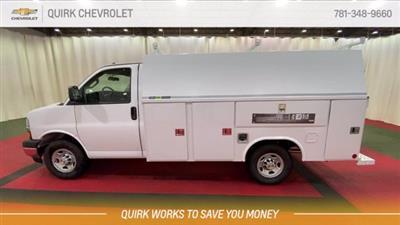 2020 Chevrolet Express 3500 4x2, Reading Aluminum CSV Service Utility Van #C71157 - photo 6