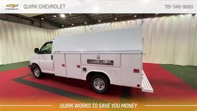 2020 Chevrolet Express 3500 4x2, Reading Aluminum CSV Service Utility Van #C71157 - photo 7