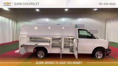 2020 Chevrolet Express 3500 4x2, Reading Aluminum CSV Service Utility Van #C71157 - photo 9