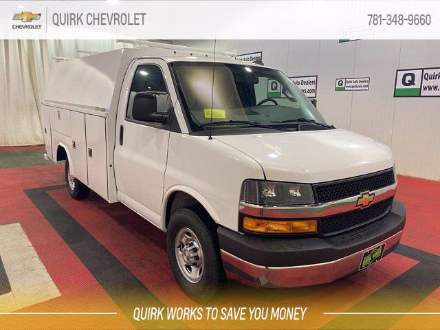 2021 Chevrolet Express 3500 4x2, Cutaway #C71413 - photo 1
