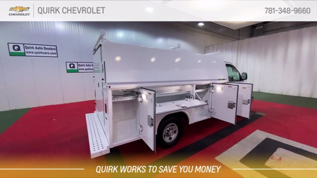 2021 Chevrolet Express 3500 4x2, Cutaway #C71420 - photo 1