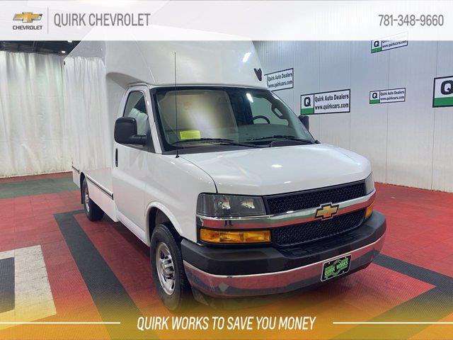 2021 Chevrolet Express 3500 4x2, Cutaway #C71434 - photo 1