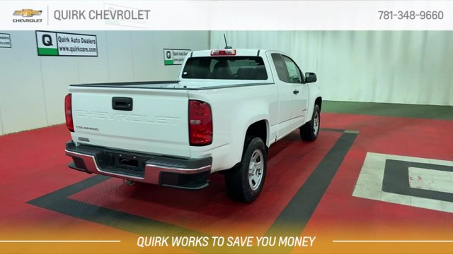 2021 Chevrolet Colorado Extended Cab 4x2, Pickup #C71456 - photo 1
