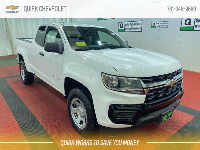 2021 Chevrolet Colorado Extended Cab 4x2, Pickup #C71457 - photo 1