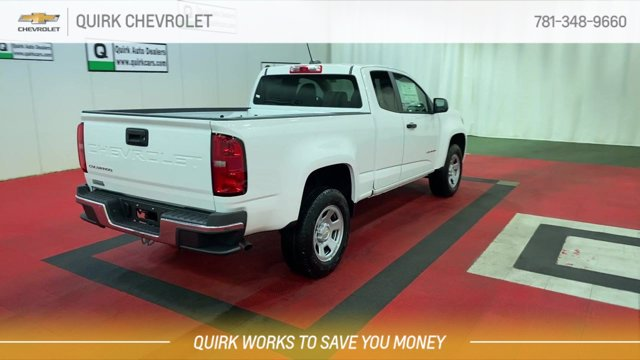2021 Chevrolet Colorado Extended Cab 4x2, Pickup #C71463 - photo 1