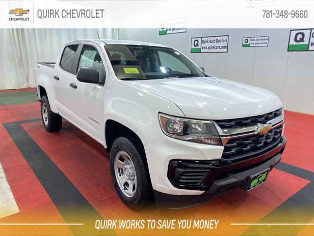 2021 Chevrolet Colorado Crew Cab 4x4, Pickup #C71689 - photo 1