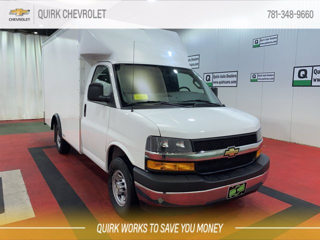 2020 Chevrolet Express 3500 4x2, Rockport Cutaway Van #C71755 - photo 1