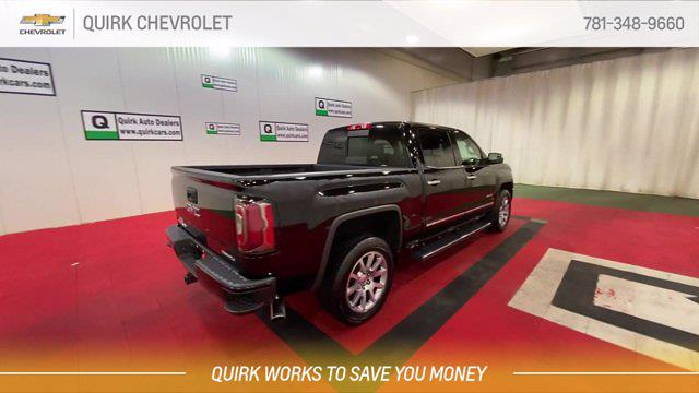 2017 GMC Sierra 1500 Crew Cab 4x4, Pickup #C71837A - photo 1