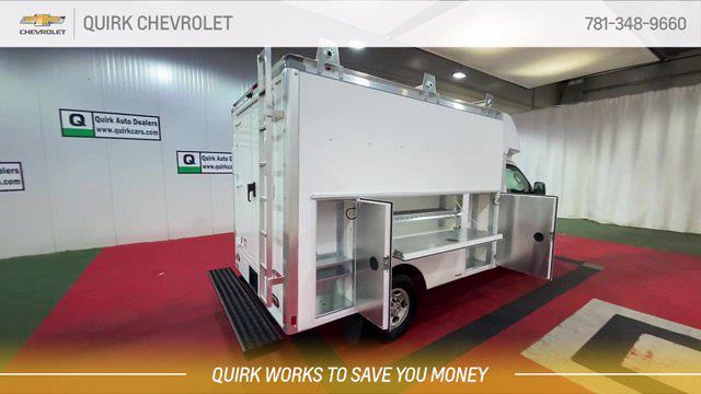 2021 Chevrolet Express 3500 4x2, Supreme Service Utility Van #C72501 - photo 1