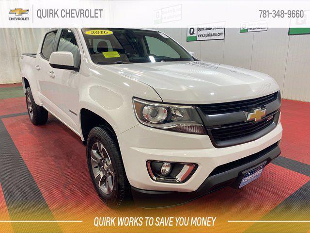 2016 Chevrolet Colorado Crew Cab 4x4, Pickup #C72723A - photo 1
