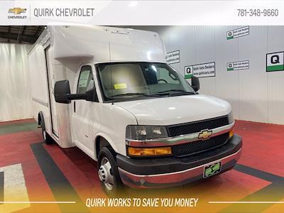 2021 Express 3500 4x2,  Rockport Parcelport Cutaway Van #C73318 - photo 1