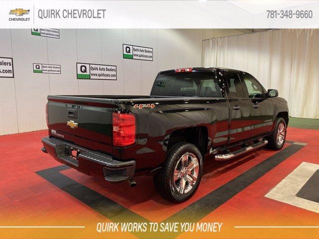 2017 Chevrolet Silverado 1500 Double Cab 4x4, Pickup #CU15582 - photo 1