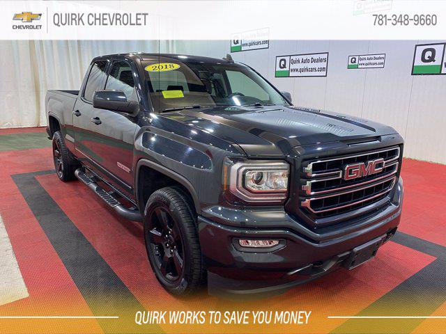 2018 GMC Sierra 1500 Double Cab 4x4, Pickup #CU16155 - photo 1