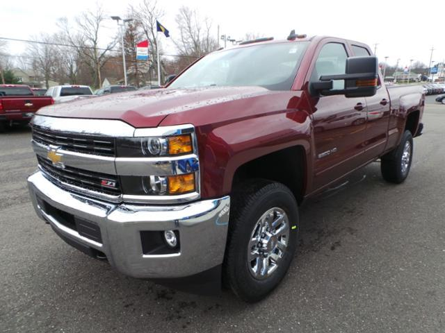 2017 Silverado 2500 Double Cab 4x4 Pickup #12016 - photo 1