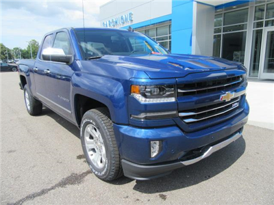 2017 Silverado 1500 Double Cab 4x4 Pickup #12645 - photo 7