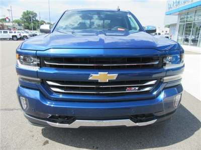 2017 Silverado 1500 Double Cab 4x4 Pickup #12645 - photo 8