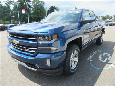 2017 Silverado 1500 Double Cab 4x4 Pickup #12645 - photo 9