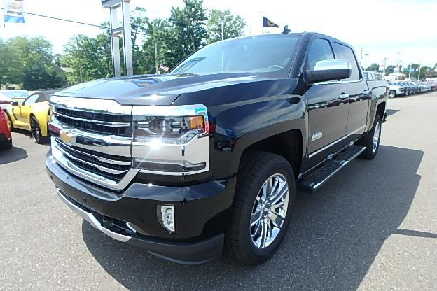 2017 Silverado 1500 Crew Cab 4x4, Pickup #12698 - photo 1