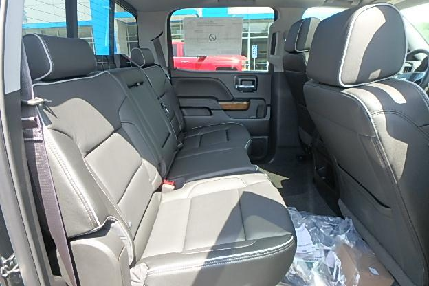 2017 Silverado 1500 Crew Cab 4x4, Pickup #12698 - photo 27