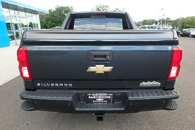 2017 Silverado 1500 Crew Cab 4x4 Pickup #12710 - photo 14