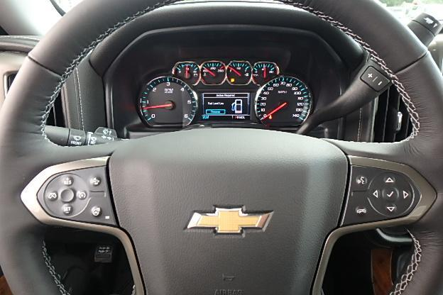2017 Silverado 1500 Crew Cab 4x4 Pickup #12710 - photo 22
