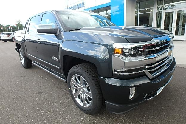 2017 Silverado 1500 Crew Cab 4x4 Pickup #12710 - photo 9