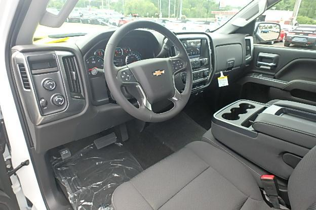 2018 Silverado 2500 Double Cab 4x4,  Pickup #13012 - photo 17