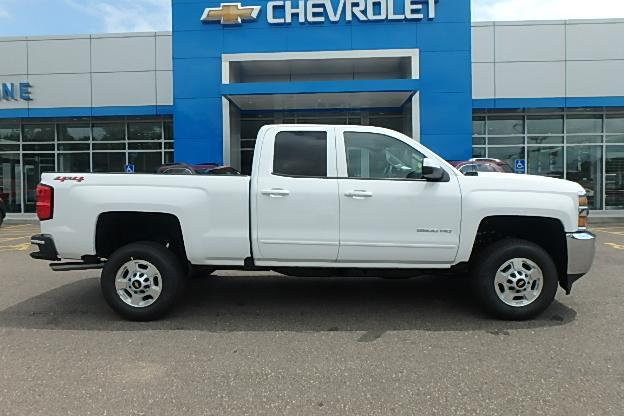 2018 Silverado 2500 Double Cab 4x4,  Pickup #13021 - photo 1