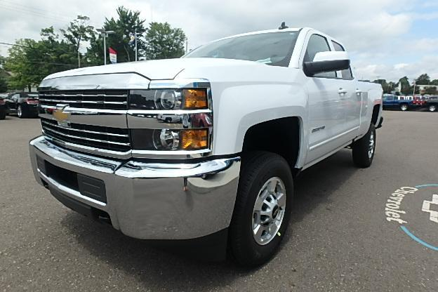 2018 Silverado 2500 Double Cab 4x4,  Pickup #13021 - photo 8