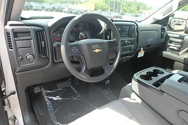 2018 Silverado 1500 Double Cab 4x4, Pickup #13039 - photo 17