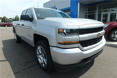 2018 Silverado 1500 Double Cab 4x4, Pickup #13039 - photo 6
