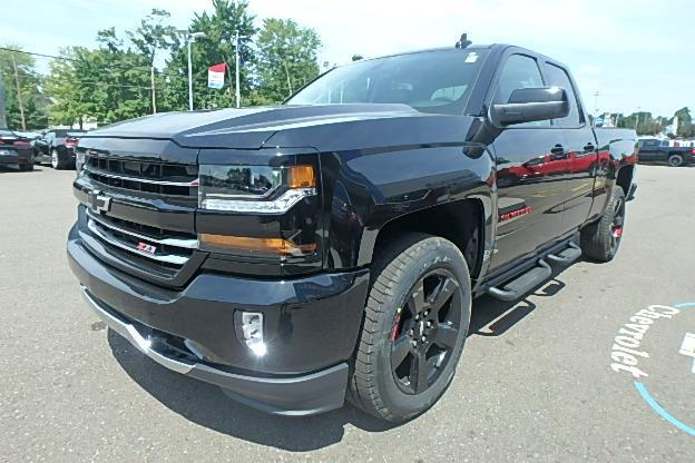 2018 Silverado 1500 Double Cab 4x4, Pickup #13042 - photo 9